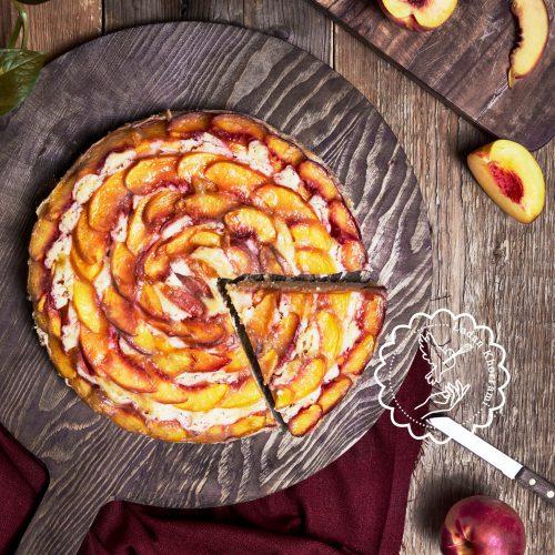 آموزش کیک میوه فصل